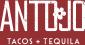 Antojo Tacos + Tequila logo